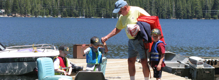 Lakeview Cottages On Huntington Lake Area Links And Activities